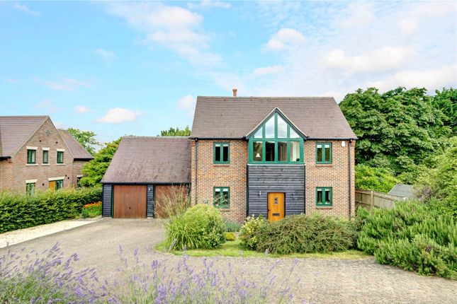 Thumbnail Detached house for sale in Cherhill, Calne, Wiltshire
