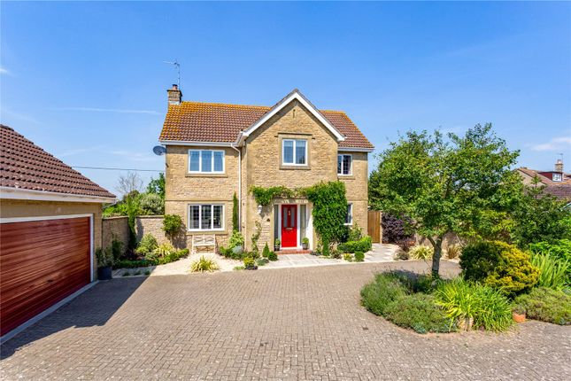 Thumbnail Detached house for sale in Longmead Close, Norton St. Philip, Bath