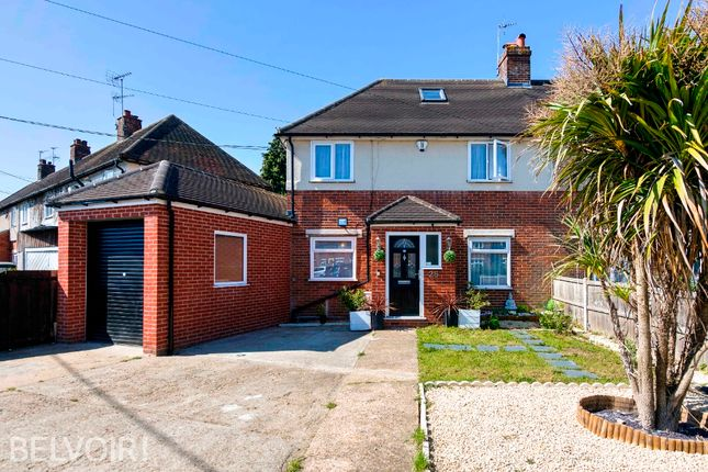 Thumbnail Semi-detached house to rent in Barkstead Road, Colchester CO40Ld