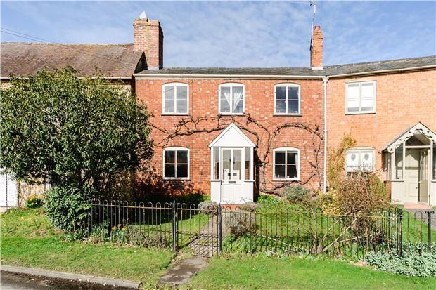 Thumbnail Cottage for sale in Vine Cottage, Main Street, Beckford, Tewkesbury, Gloucestershire