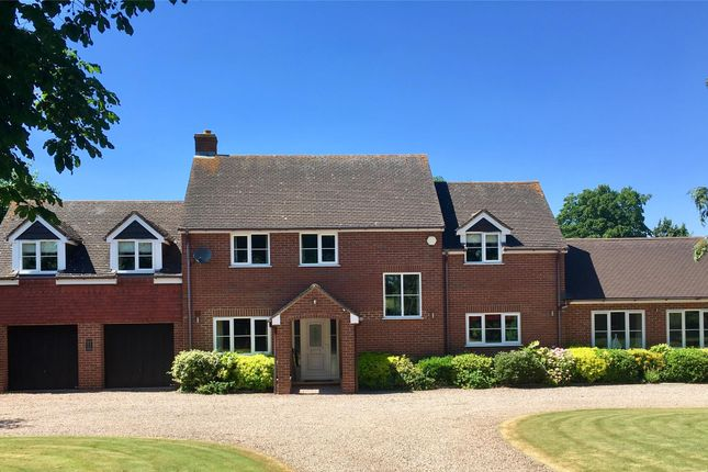 Thumbnail Detached house for sale in Bredons Hardwick, Tewkesbury, Gloucestershire