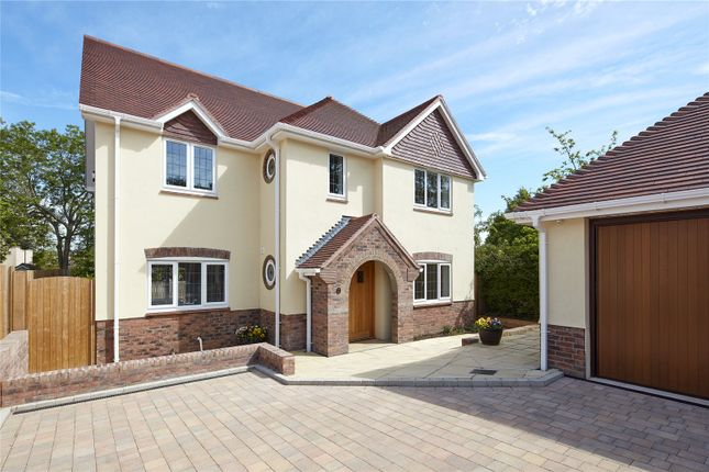 Thumbnail Detached house for sale in Abbots Way, Longwell Green, Bristol, Gloucestershire