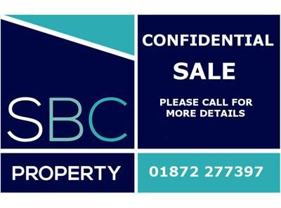 Thumbnail Hotel/guest house for sale in Confidential - Country House Hotel, Cornwall