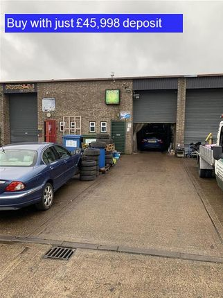 Thumbnail Parking/garage for sale in Leyland Close, Thetford