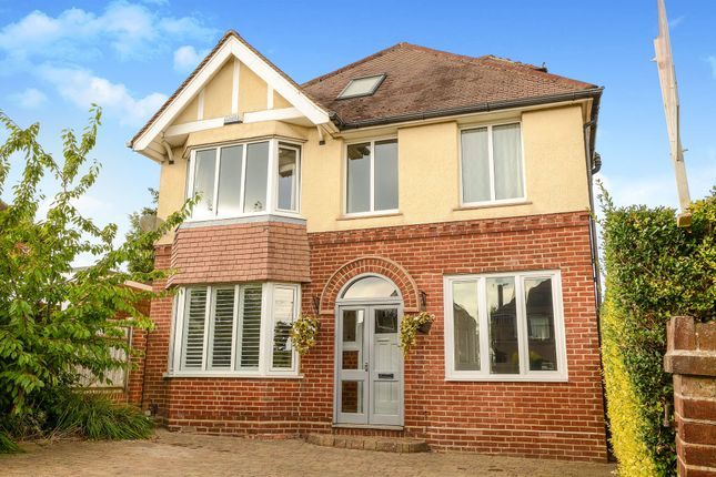 Thumbnail Detached house for sale in Yew Tree Road, Southborough, Tunbridge Wells