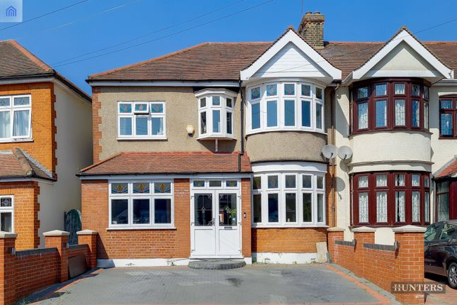 Thumbnail End terrace house for sale in Norbury Gardens, Chadwell Heath