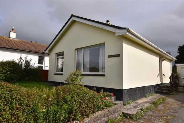 Thumbnail Detached bungalow for sale in Colebrook Close, Redruth