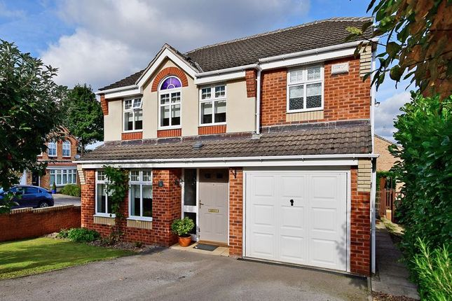 4 bed detached house for sale in Rose Hill Avenue, Mosborough, Sheffield S20