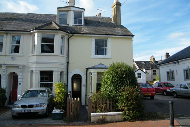 Thumbnail Terraced house to rent in Mount Sion, Tunbridge Wells, Kent