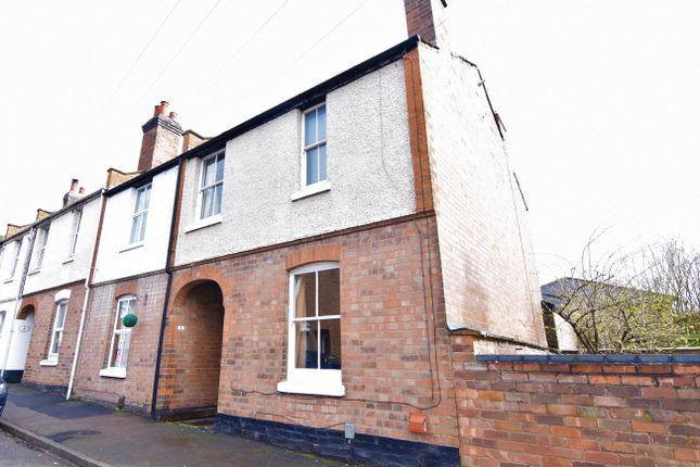 Thumbnail End terrace house for sale in Edward Street, Leamington Spa