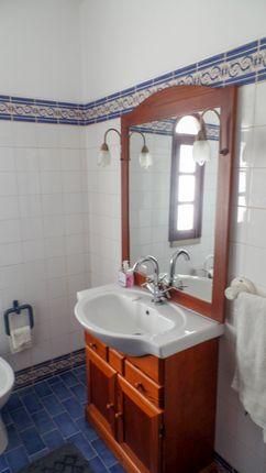 Family Bathroom of São Brás De Alportel, São Brás De Alportel, Portugal