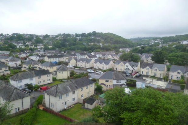 Thumbnail Flat to rent in Trenance Road, St. Austell