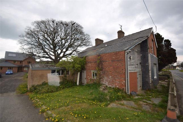 Detached house for sale in Sarn, Newtown, Powys