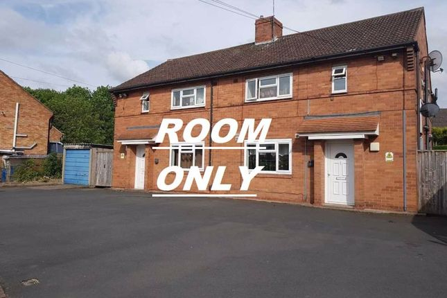 1 bed property to rent in Church Street, Oakengates, Telford TF2