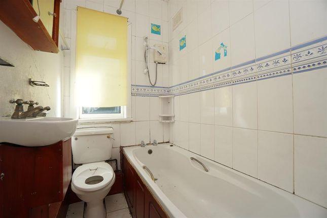 Bathroom of Sicey Avenue, Firth Park, Sheffield S5