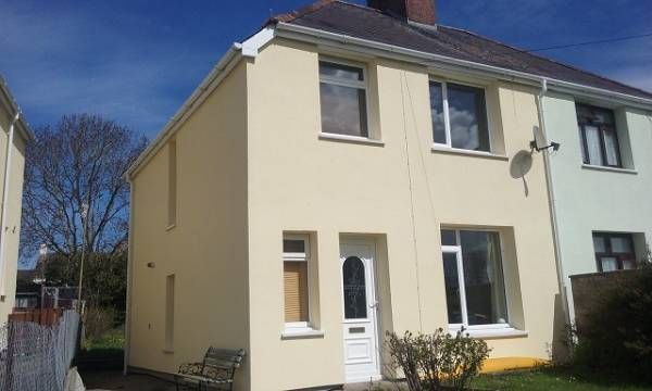 Thumbnail Semi-detached house to rent in Greenfield Row, Cardigan