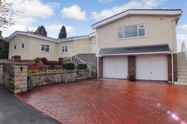 Thumbnail Detached house for sale in Mottram Road, Stalybridge