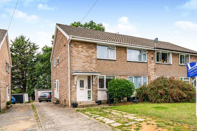 Thumbnail Maisonette to rent in Ormond Close, Fair Oak, Eastleigh