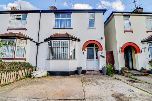 3 bed semi-detached house for sale in Wakering Avenue, Shoeburyness, Southend-On-Sea SS3