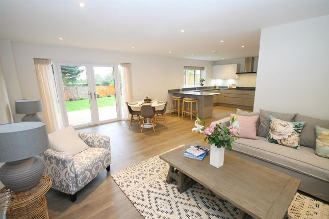 Thumbnail Detached house for sale in Gorse Hill Road, Oakdale, Poole