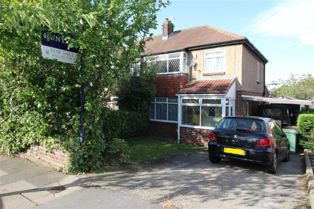 Thumbnail Semi-detached house for sale in Carr Hill Avenue, Calverley