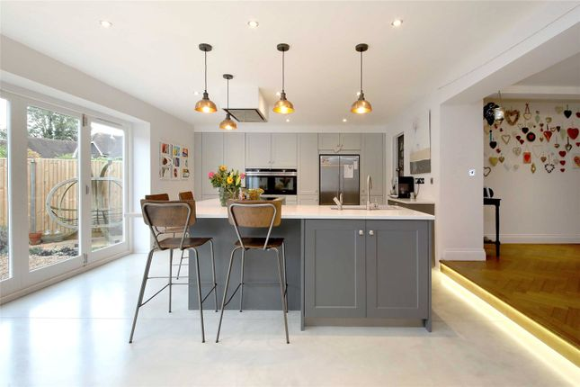 Thumbnail Detached house for sale in Church Road, Penn, High Wycombe, Buckinghamshire