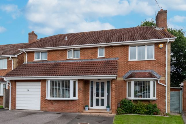 Thumbnail Detached house for sale in Watercombe Heights, Yeovil