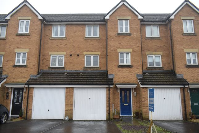 Thumbnail Terraced house for sale in Angel Way, North Cornelly, Bridgend