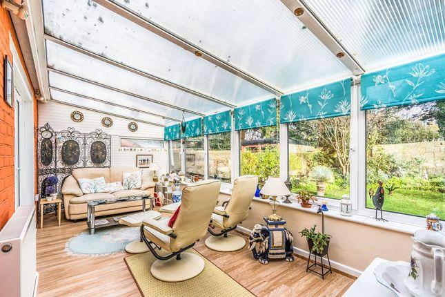 Thumbnail Detached bungalow for sale in Brownlow Avenue, Southampton