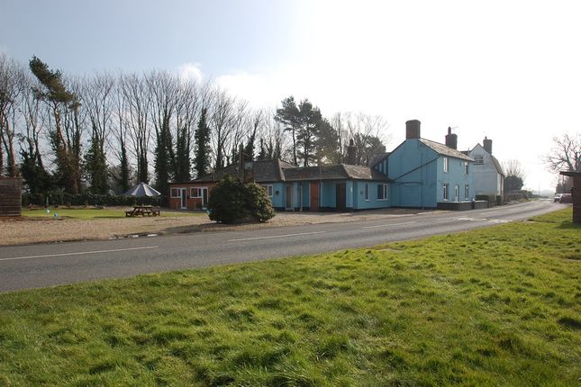 Thumbnail Detached house for sale in The Heath, Mistley, Manningtree