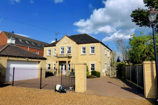 Thumbnail Country house for sale in Ramnoth Road, Wisbech, Cambridgeshire