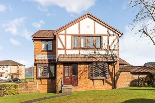 Thumbnail Detached house for sale in Battery Park Avenue, Greenock, Inverclyde