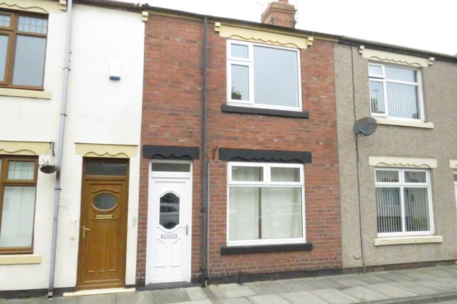 Rossall Street, Hartlepool TS25