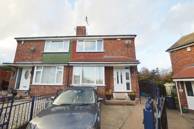 Thumbnail Semi-detached house to rent in Beaver Close, Handsworth, Sheffield