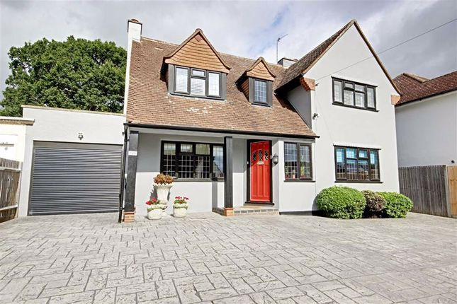 Thumbnail Detached house for sale in Moffats Lane, Brookmans Park, Hertfordshire