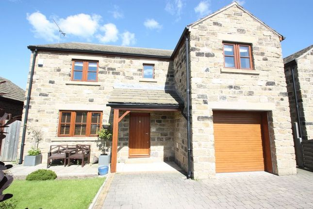 Thumbnail Detached house to rent in Poplar Farm, Green Lane, Ackworth, Pontefract