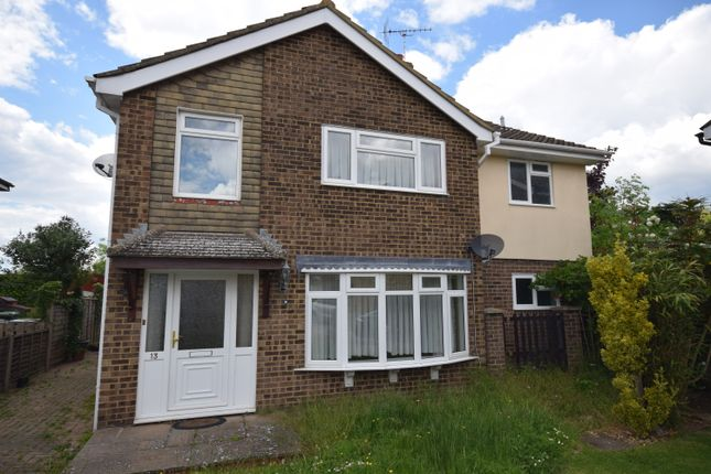Thumbnail Detached house for sale in Barneston Green, Barneston Green Dunmow