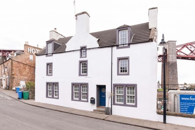 Thumbnail Detached house for sale in Pierhead, North Queensferry, Fife