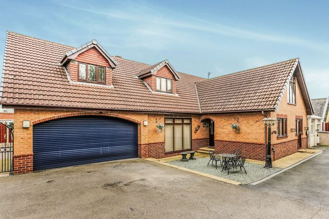 Thumbnail Detached bungalow for sale in Church Street, Swinton, Mexborough