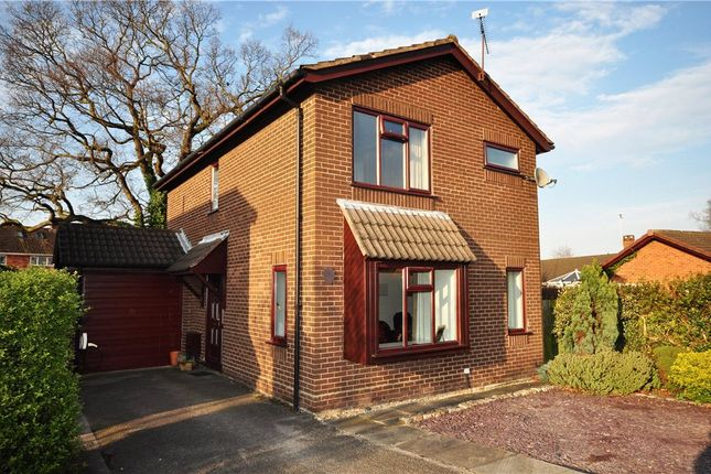 Thumbnail Detached house for sale in Mallory Walk, Dodleston, Chester