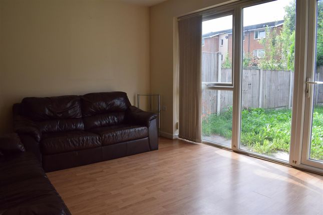 Lounge of Hatchley Street, Grove Village, Manchester M13