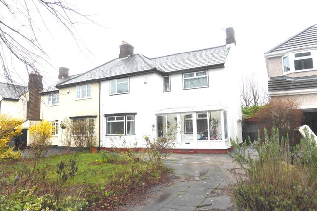 Thumbnail Property for sale in St. Andrews Road, Bebington