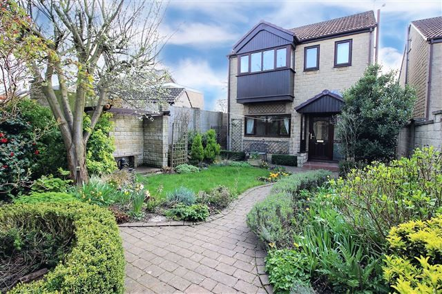Thumbnail Detached house for sale in Woodall Lane, Harthill, Sheffield