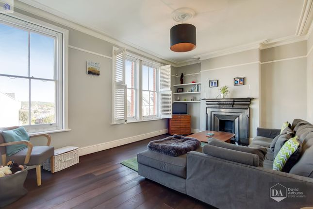 Thumbnail Flat for sale in Dashwood Road, London