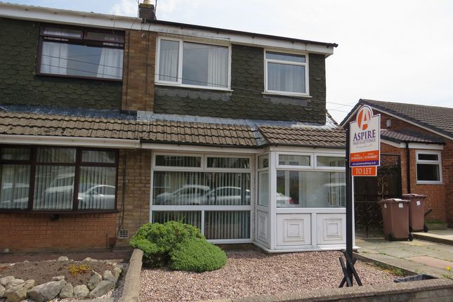 Thumbnail Property to rent in Sutton Park Drive, St. Helens