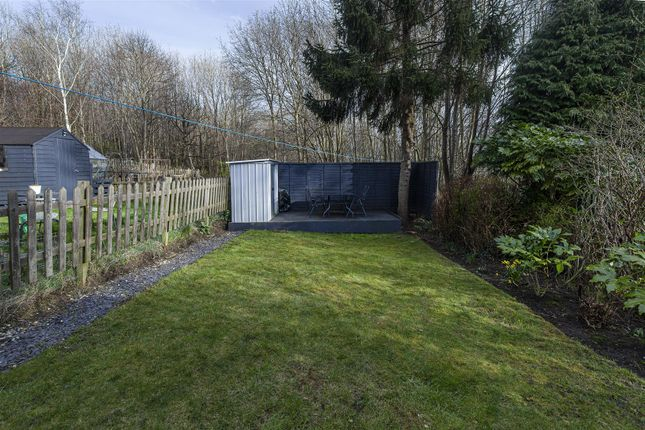 Garden of Heatherfield Crescent, Marsh, Huddersfield HD1