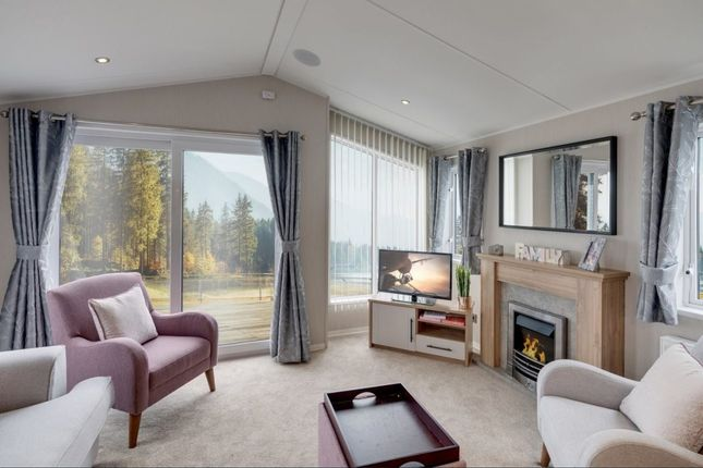 Thumbnail Lodge for sale in Ribble Valley Country & Leisure Park, Lancashire