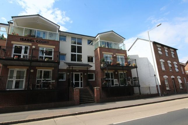 Thumbnail Flat for sale in Cowick Street, St. Thomas, Exeter