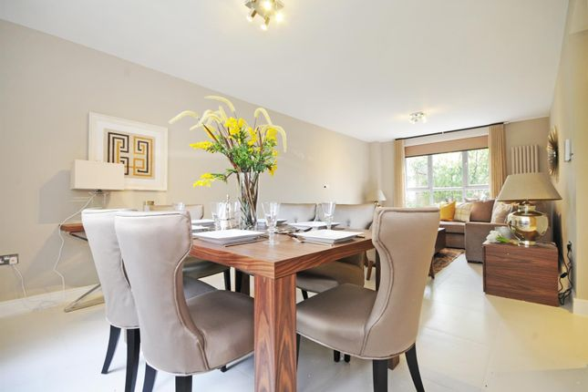 Thumbnail Flat to rent in Boydell Court, St Johns Wood