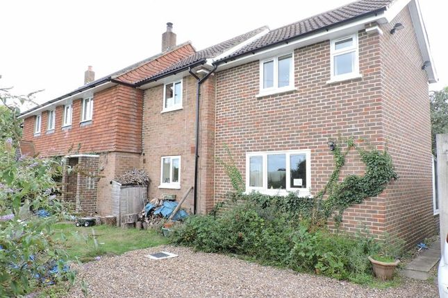 Thumbnail Semi-detached house for sale in Wisley, Woking